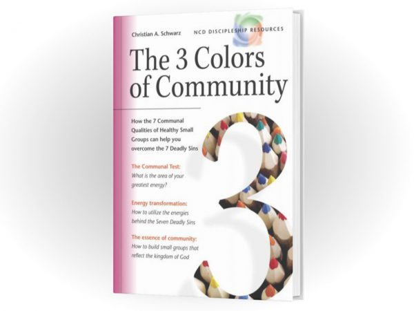 The 3 colours of Community