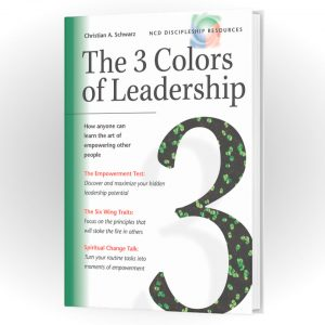 The 3 colours of Leadership