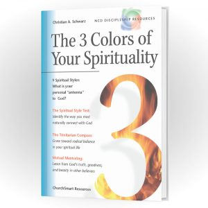The 3 colours of Spirituality